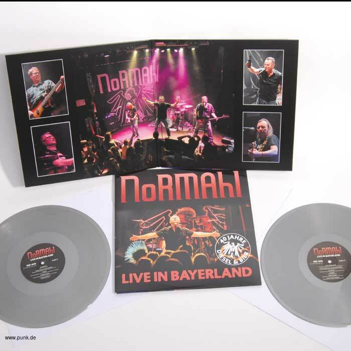 Live in Bayerland Doppel-LP