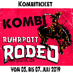 HardTicket Kombi-Ticket Ruhrpott Rodeo 2019
